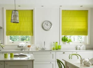 Roman Blinds and Curtains Fife